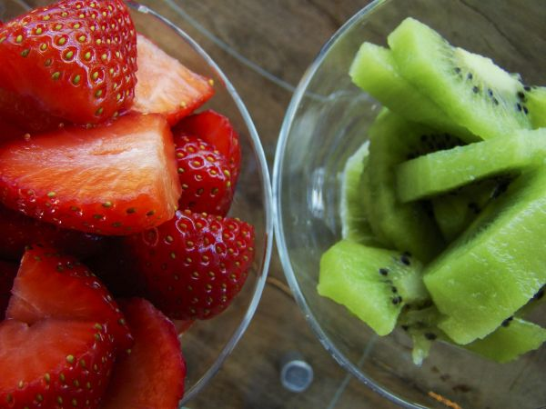 Strawberry & Kiwi Kerzenduftöl